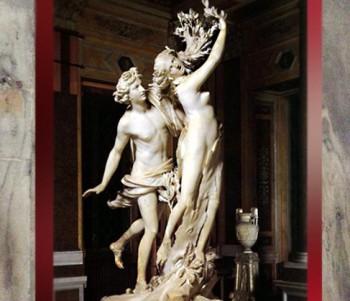 D'après Apollon et Daphnée, Gian Lorenzo Bernini, dit Le Bernin, vers 1622 apjc -1625 apjc, Rome, Italie. (Marsailly/Blogostelle)