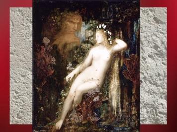 D'après Galatée, Gustave Moreau, 1800 apjc, mouvement symboliste. (Marsailly/Blogostelle)