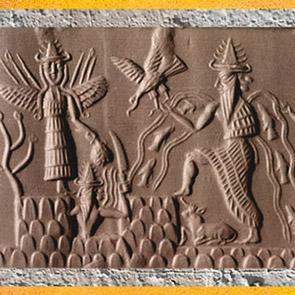 D'après le dieu Ea, sommaire, histoire du Sacré. (Marsailly/Blogostelle)