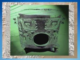 D'après un fourneau en Bronze, dynastie Song, Xe-XIIIe siècle, Chine ancienne. (Marsailly/Blogostelle)
