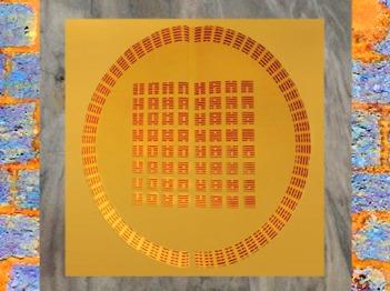 D'après les 64 hexagrammes du Yi King, le Livre des Transformations,tradition de la Chine ancienne. (Marsailly/Blogostelle)