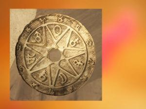 D'après les 7 métaux et les 7 planètes, selon l'astrologie chaldéenne, (Marsailly/Blogostelle)