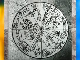 D'après un Zodiaque égyptien. (Marsailly/Blogostelle)