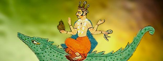 Le Sacré en Inde, Varuna, dieu magicien du panthéonvédique