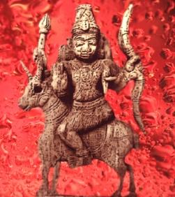 D'après une image du dieu Soma, divinité védique qui confère l'immortalité... (Marsailly/Blogostelle.)