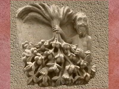 Le Sacré, Arbre Réflexion, sommaire.   (Marsailly/Blogostelle)