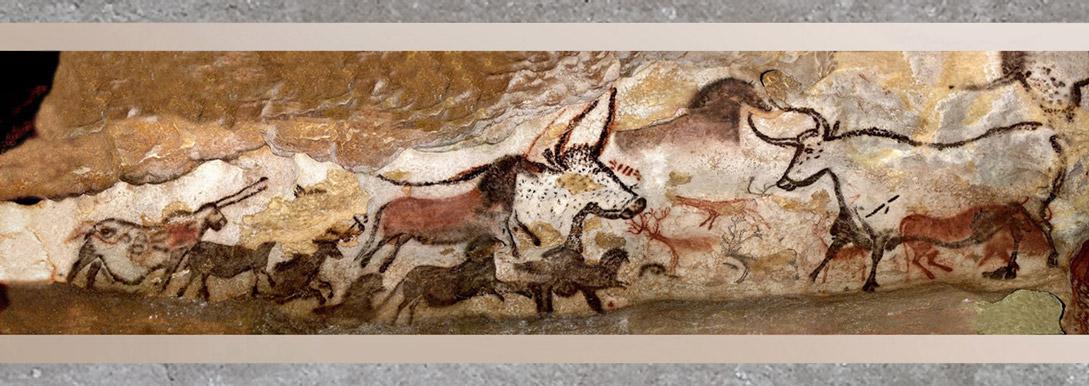 D'après l'art Paléolitique, préhistoire, Magdalénien. (Marsailly/Blogostelle)