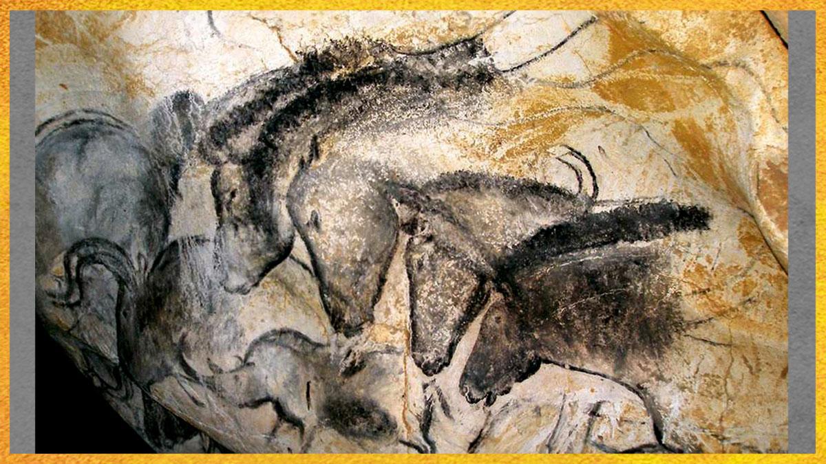 D'après la préhistoire, les chasseurs-cueilleurs paléolithiques. (Marsailly/Blogostelle)
