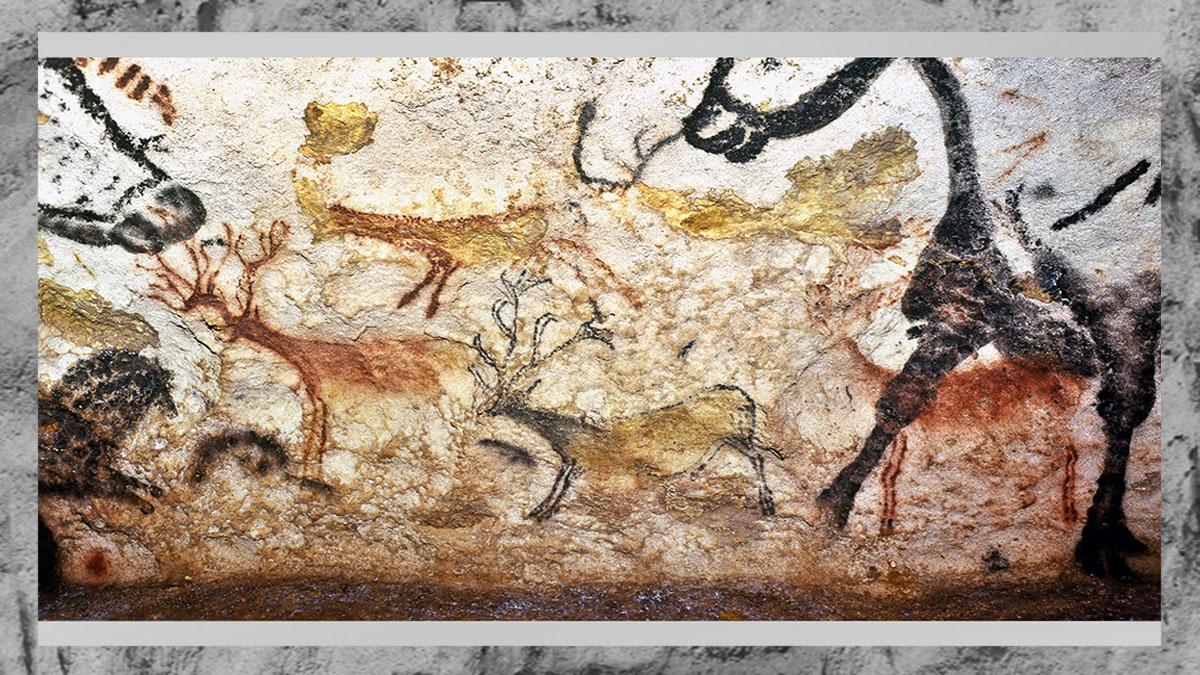 D'après La Préhistoire, Histoire de l'art, (Marsailly/Blogostelle)