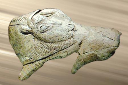 D'après un  bison, sommaire Préhistoire, histoire de l'art. (Marsailly/Blogostelle)