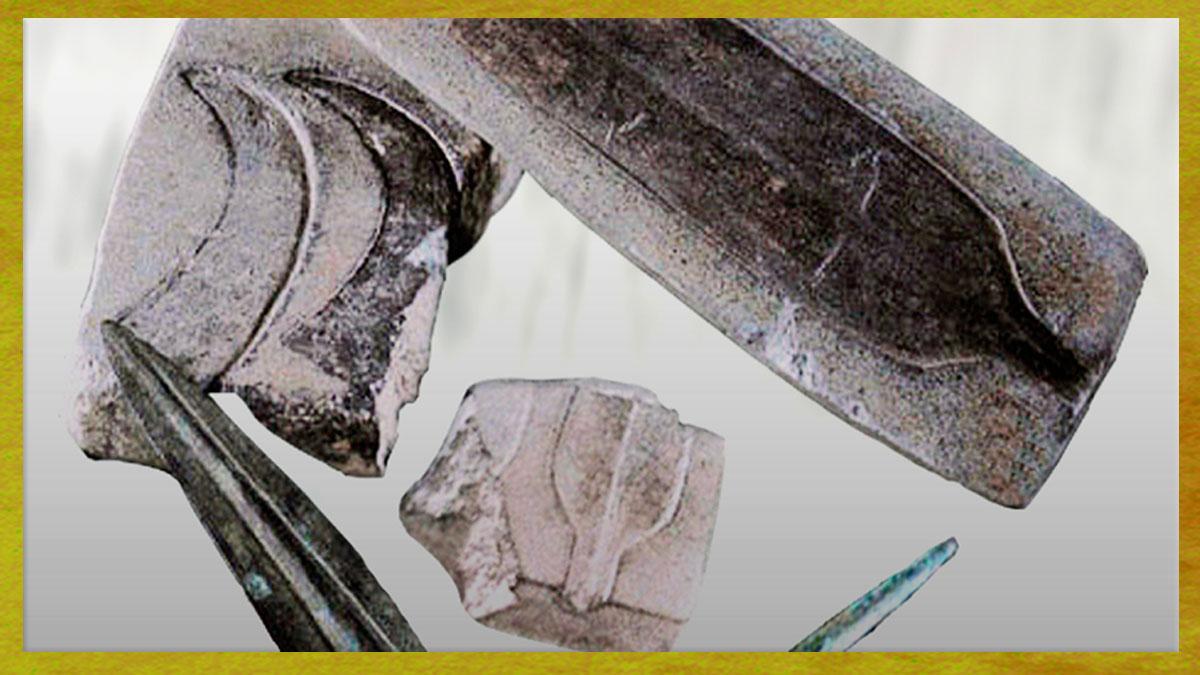 D'après l'âge du Bronze et la métallurgie. (Marsailly/Blogostelle)