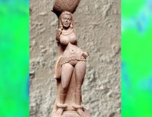 Les arts de l'Inde Ancienne, sommaire, sculptures et sanctuaires. (Marsailly/Blogostelle)