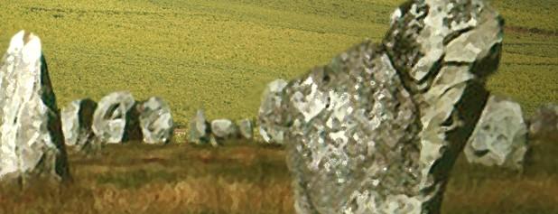 Les mégalithes cristallisent une présencespirituelle