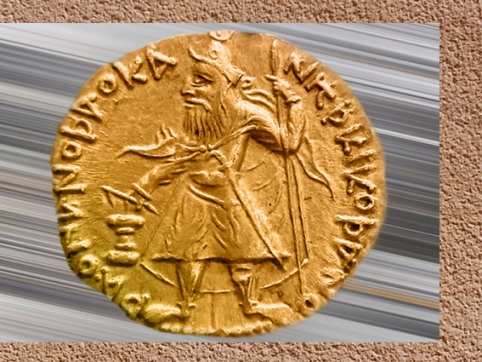 Les arts de l'Inde Ancienne, sommaire, la dynastie Kushâna. (Marsailly/Blogostelle)