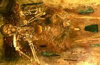 D'après la riche tombe de Varna en Bulgarie, âge du Bronze. (Marsailly/Blogostelle.)