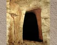 D'après l'hypogée de Saran dans la Marne, âge du Bronze, France. (Marsailly/Blogostelle.)