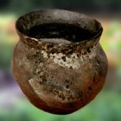 D'après un récipient utilitaire, céramique, France, âge du Bronze. (Marsailly/Blogostelle)