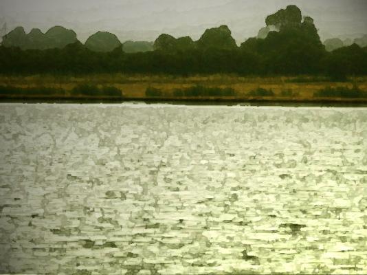 D'après le thème des lacs et des rivières. (Marsailly/Blogostelle)