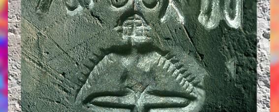 Arts de l'Inde, les sculpteurs et graveurs des cités del'Indus