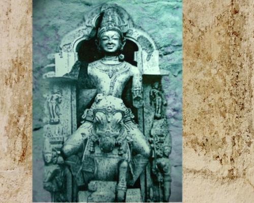D'après le dieu solaire Sûrya sur son cheval, XIIIe siècle, Konarak, période médiévale, Inde ancienne. (Marsailly/Blogostelle)