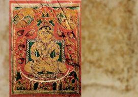 D'après une page du Kalpasutra, manuscrit du XVe siècle apjc, Inde Ancienne. (Marsailly/Blogostelle.)