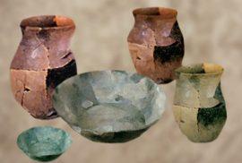 D'après des céramiques de Martigues, âge du Fer dans le Midi de la France. (Marsailly/Blogostelle.)