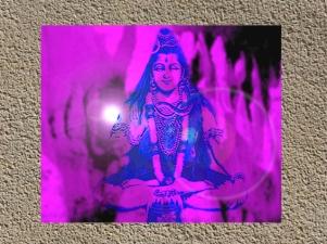 D'après le thème de Manu, période védique, Inde ancienne. (Marsailly/Blogostelle)