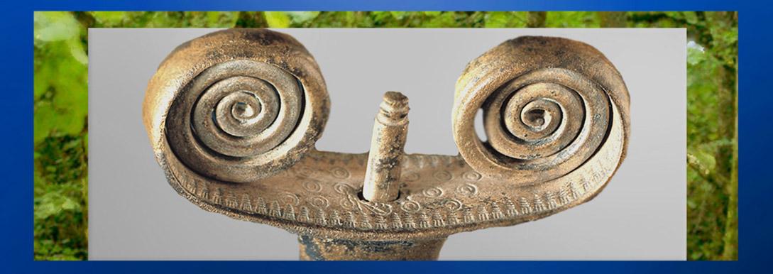 D'après armes et parures celtes, ouverture, âge du Fer. (Marsailly/Blogostelle)