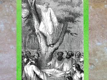 D'après les druides qui coupent le gui, estampe, Gustave Doré, XIXe siècle. (Marsailly/Blogostelle)
