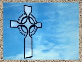 D'après la croix celtique. (Marsailly/Blogostelle)