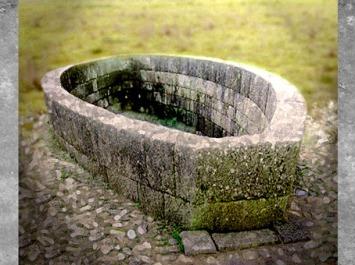 D'après le bassin ovale de l'oppidum de Bibracte, vers les IIe et Ier siècle avjc, Bourgogne, La Tène, Gaule celtique. (Marsailly/Blogostelle)