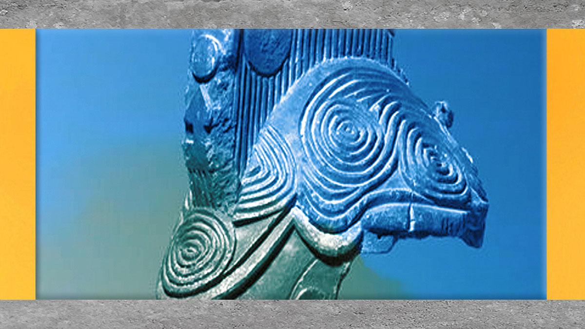 D'après le motif de la spirale, symbolisme. (Marsailly/Blogostelle)