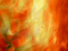 D'après le thème de l'échauffement spirituel : du feu rituel à la métaphysique... (Marsailly/Blogostelle.)