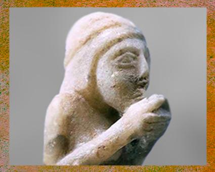 D'après l'art de Sumer et Suse, sommaire Mésopotamie, histoire de l'Art. (Marsailly/Blogostelle)
