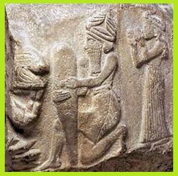 D'après la dynastie d'Ur, sommaire Mésopotamie, histoire de l'Art. (Marsailly/Blogostelle)