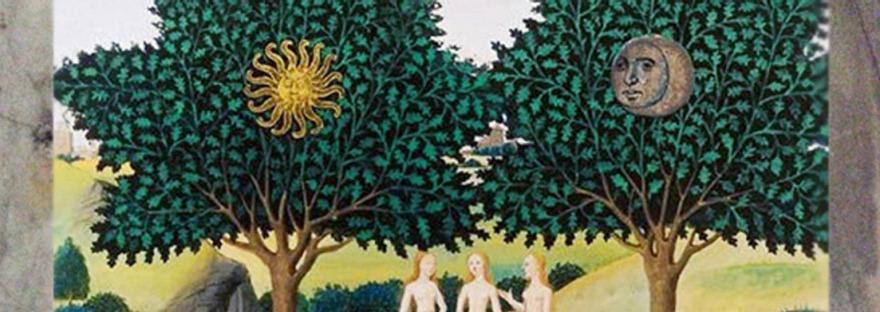 D'après les arbres du Soleil et de la Lune, Jean Wauquelin. (Marsailly/Blogostelle)