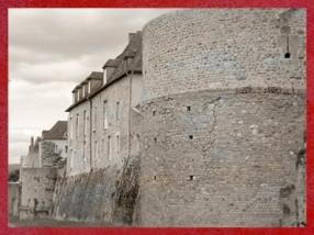 D'après les remparts d'Autun,antique Augustodunum, fin Ier siècle avjc - début Ier siècle apjc, Bourgogne, Gaule Romaine, France. (Marsailly/Blogostelle)