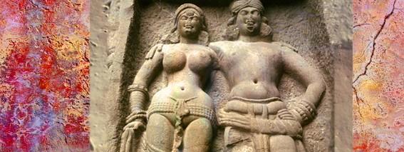 Arts de l'Inde, les temples rupestres de l'Indeancienne