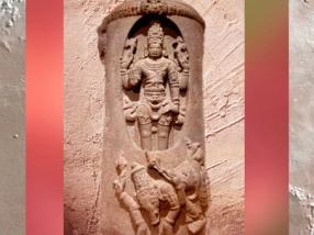 D'après Shiva émanant du Linga de Feu, XIIe -XIIIe siècle, période Chola, XIIe-XIIIe siècle, Tamil Nadu, Inde médiévale du Sud. (Marsailly/Blogostelle)