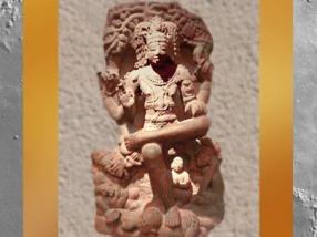 D'après Shiva Maître de la Connaissance, XIIe-XIIIe siècle, Tamil Nadu, Inde médiévale du Sud. (Marsailly/Blogostelle)