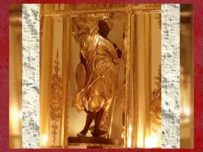 D'après l'Allégorie de l'Asie, XIXe siècle, Galerie Dorée, Hôtel de Toulouse (Banque de France), Paris, France, XIXe siècle. (Marsailly/Blogostelle)