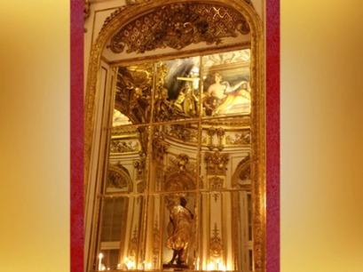 D'après l'Allégorie de l'Asie, XIXe siècle, Galerie Dorée, Hôtel de Toulouse (Banque de France), Paris. (Marsailly/Blogostelle)