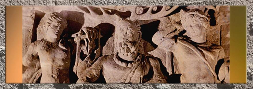 D'après le panthéon gaulois, ouverture, Cernnunos. (Marsailly/Blogostelle)