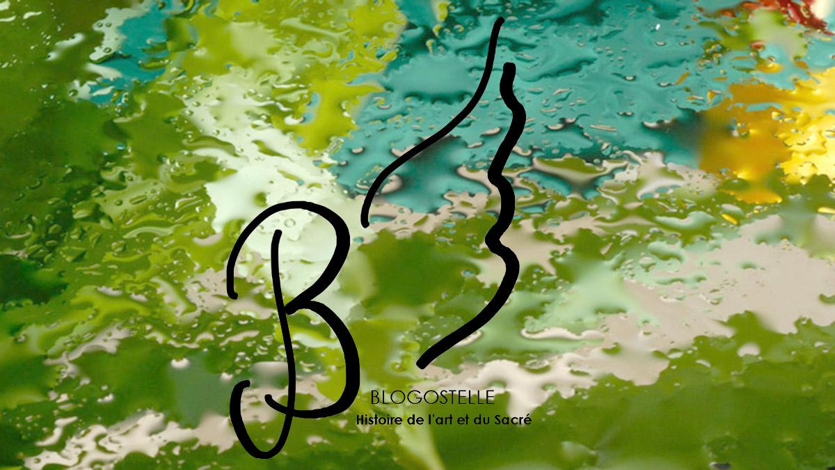 Blogostelle, histoire de l'Art et du Sacré. Logo 🄫 Romane Assailly pour Blogostelle. (Marsailly/Blogostelle)