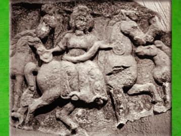 D'après la déesse Épona, Autriche, Ier siècle avjc-IVe siècle apjc, époque romaine. (Marsailly/Blogostelle)