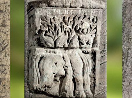 D'après le Taureau aux Trois Grues,Ier siècle apjc, Pilier des Nautes, Lutèce, Paris,Gaule Romaine. (Marsailly/Blogostelle)