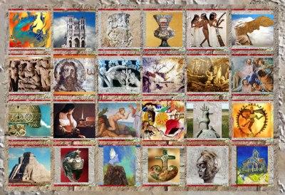 Histoire de l'Art et du Sacré, la Une Blogostelle. (Marsailly/Blogostelle)