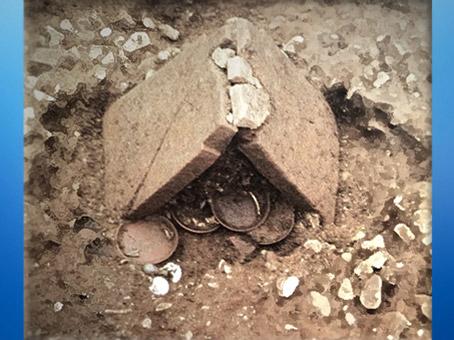 D'après une sépulture, Saint-Paul-Trois-Châteaux, Ier-IIe siècle apjc, Vallée du Rhône, France,Gaule Romaine. (Marsailly/Blogostelle)