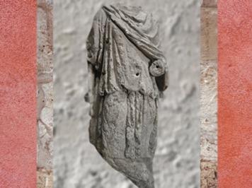 D'après Cautès, mithraeum Bordeaux, IIe -IIIe siècle apjc, Aquitaine, Gaule Romaine. (Marsailly/Blogostelle)