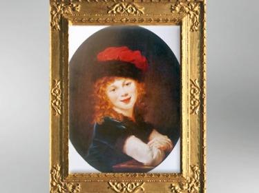D'après un portrait de Julie, fille de l'artiste, vers 1795, Élisabeth Louise Vigée Le Brun. (Marsailly/Blogostelle)